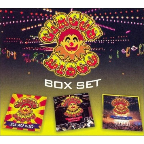 Circus Disco Box Set [CD]