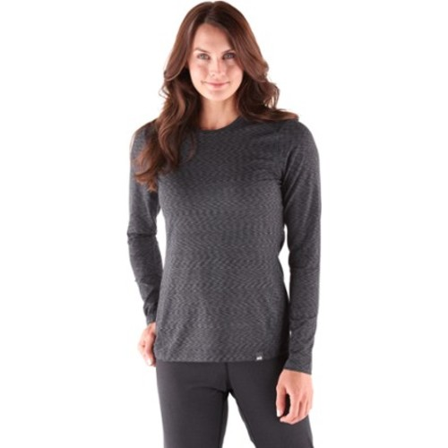 Midweight Base Layer Crew Top  Women's