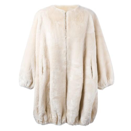 'Fur For Fun' coat