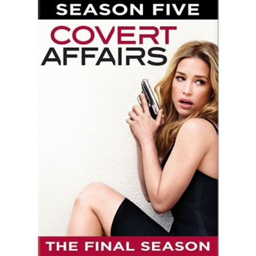 Covert Affairs: Season Five [4 Discs] [DVD]