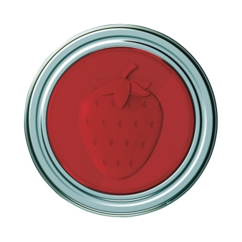 Jarware Regular Mouth Decorative Jar Lid 4 pk(82633)