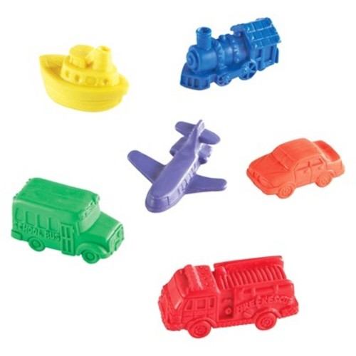 Learning Resources Mini Motors Counters, Set of 72