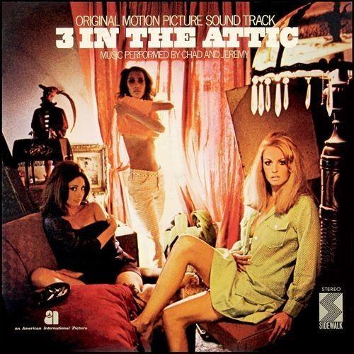 3 in the Attic [Original Motion Picture Soundtrack] [CD]