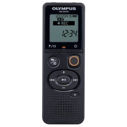 Olympus VN-541PC Digital Voice Recorder (BLACK)