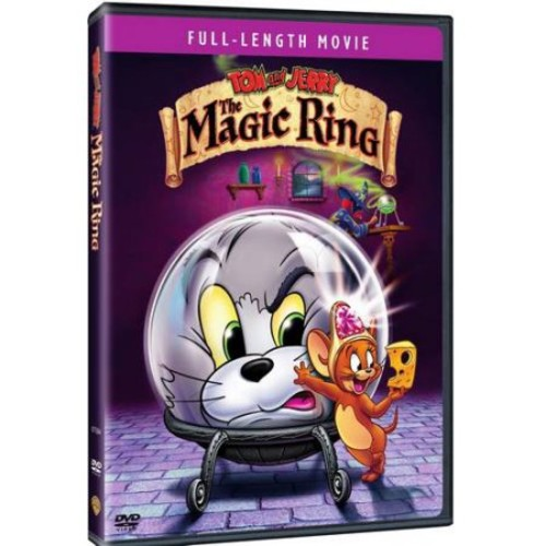 Tom & Jerry The Magic Ring (DVD)
