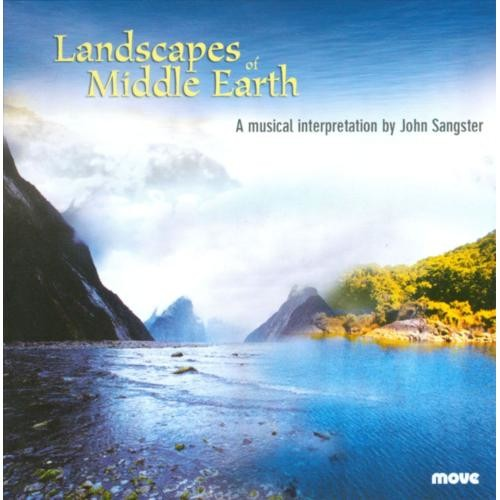 Landscapes of Middle Earth [CD]