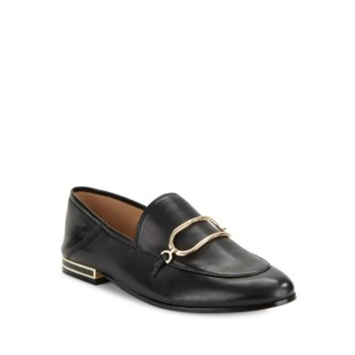 Karl Lagerfeld - Ember Almond Toe Loafers