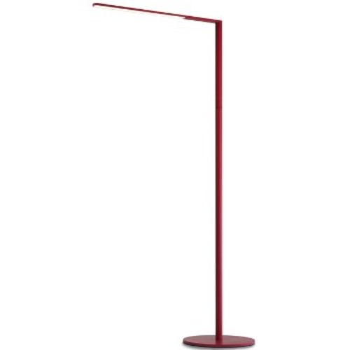 Lady7 Floor Lamp [Finish : Matte Red]