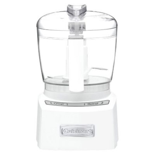 Cuisinart Elite Collection 4-Cup Chopper/Grinder, White (CH-4)