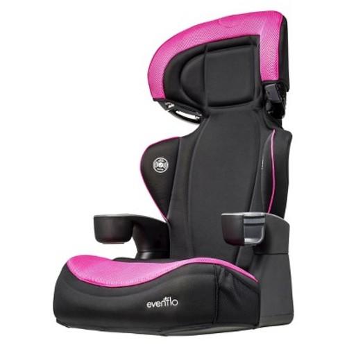 Evenflo ProComfort Amp LX Booster Car Seat