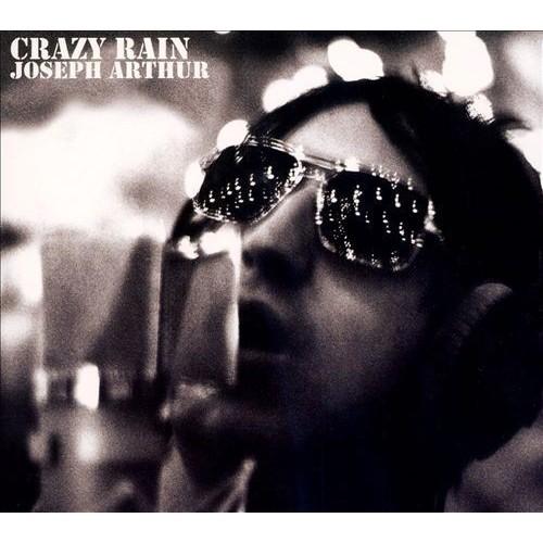 Crazy Rain [CD]