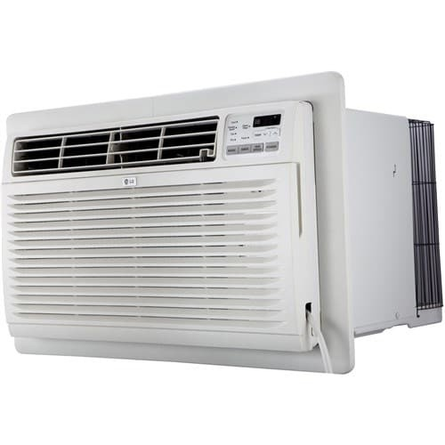 LG LT1036CER 10000 BTU Through the Wall AC with Remote Control