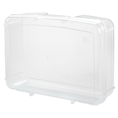 IRIS Portable Plastic Project Case, Clear