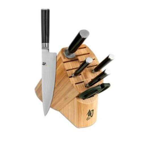 Shun Classic 7-piece Knife Block Set