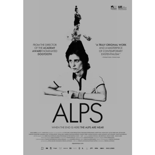 Alps [DVD] [2011]