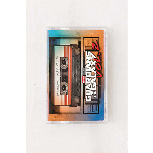 Various Artists - Guardians Of The Galaxy: Awesome Mix Vol. 2 Cassette Tape