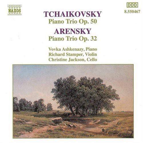 Tchaikovsky: Piano Trio Op. 50 / Arensky: Piano Trio Op. 32