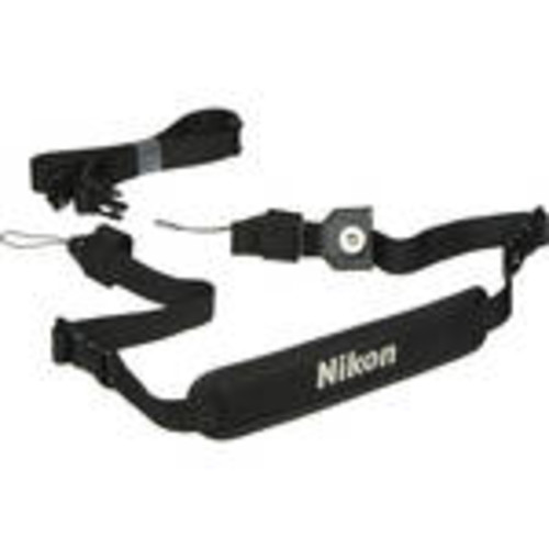 AW Series AN-SCM Chest Strap for COOLPIX AW120 Digital Camera (Black)