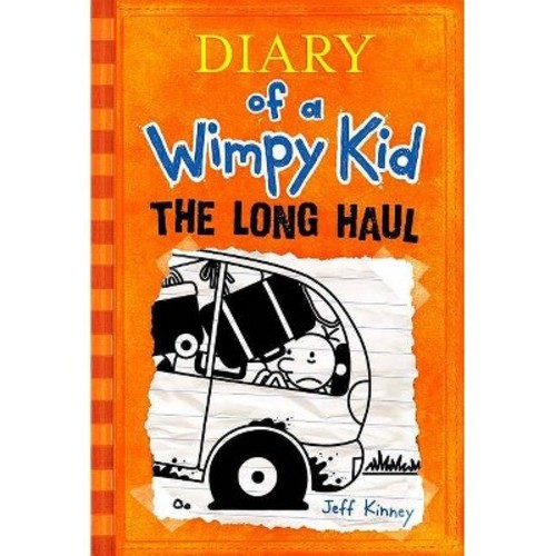 Diary of a Wimpy Kid: The Long Haul (Hardcover) by Jeff Kinney