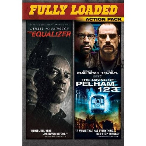 The Equalizer/The Taking of Pelham 1 2 3 [2 Discs] [DVD]