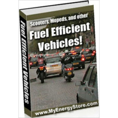 Consumer Guides eBoook - Fuel Efficiency Vehicles - you should have all the information you need to make a decision that is right for you..