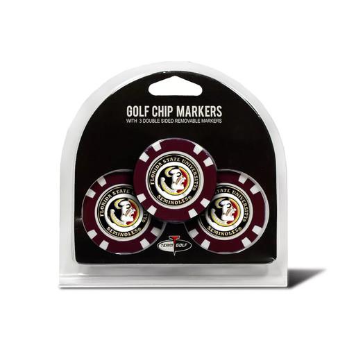 NHL Nashville Predators 3 Pack Golf Chip Ball Markers