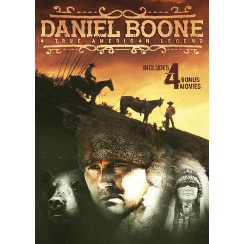 Daniel Boone: A True American Legend