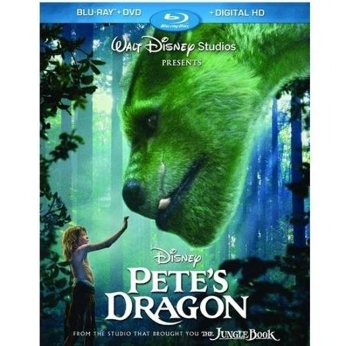 Disney Pete's Dragon 2-Disc Blu-Ray Combo Pack (Blu-Ray/DVD/Digital HD)