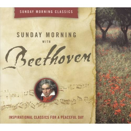 Sunday Morning with Beethoven [CD]