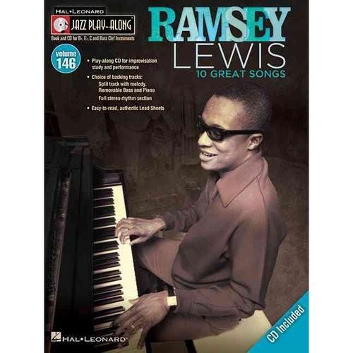 Ramsey Lewis: Jazz Play-Along Volume 146
