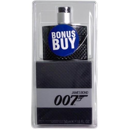 James Bond 007 Eau de Toilette Spray for Men, 1.6 Fluid Ounce