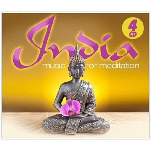 India: Music for Meditation [CD]