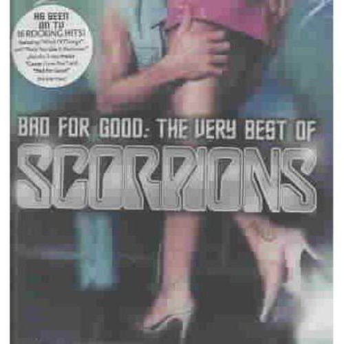 Scorpions - Bad for good:The very best of (CD)