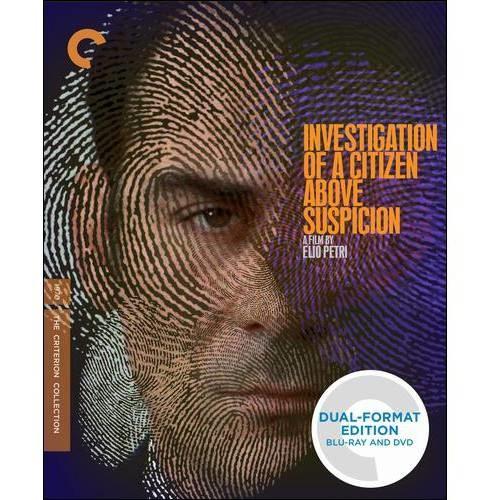 Investigation of a Citizen Above Suspicion [Criterion Collection] [3 Discs] [Blu-ray/DVD] COLOR/WSE DD1