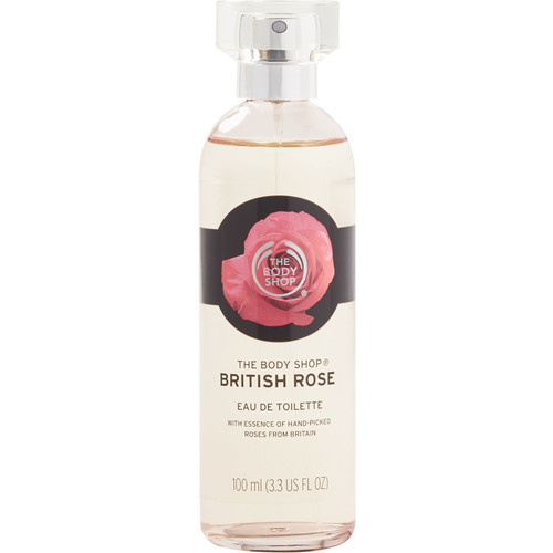 Online Only British Rose Eau de Toilette