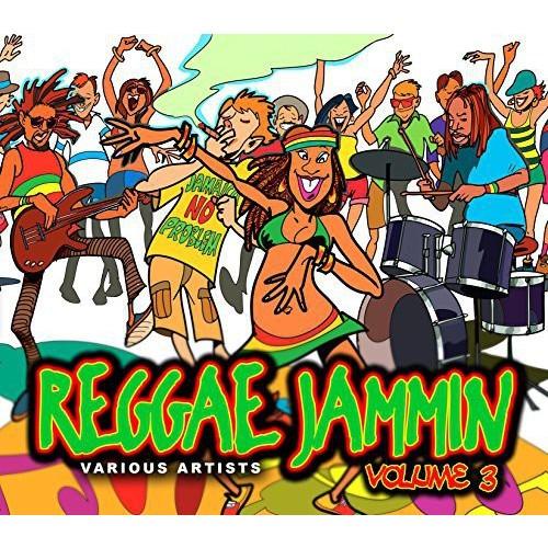 Reggae Jammin', Vol. 3 [CD]