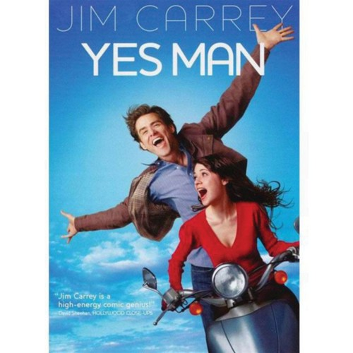Warner Bros Yes Man, DVD