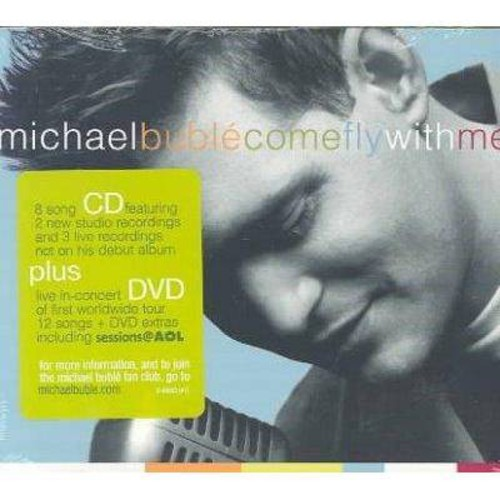 Michael buble - Come fly with me (CD)
