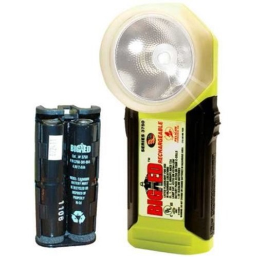 Pelican Big Ed 3750 Rechargeable Photoluminescent Flashlight System