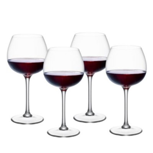 Purismo Red Wine Full Bodied Glass, Set of 4