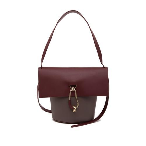 Belay Leather Crossbody Bag