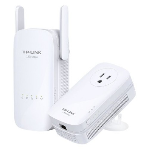 TL-WPA8630KIT Dual-Band Wireless-AC1200 AV1200 Gigabit Powerline Kit