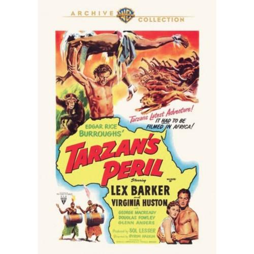 Warner Bros Tarzan's Peril, DVD