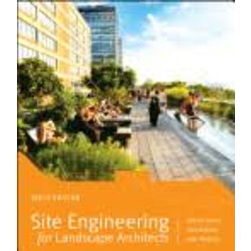 Site Engineering for Landscape Architects [Book]