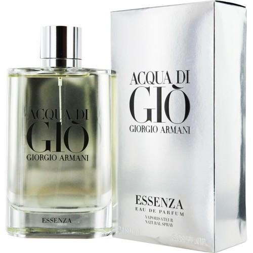 Giorgio Armani Acqua Di Gio Essenza Eau De Parfum Spray for Men, 6 Ounce [6 oz]
