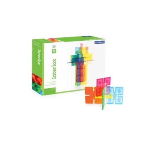 GUIDECRAFT - Construction Interlock Toys
