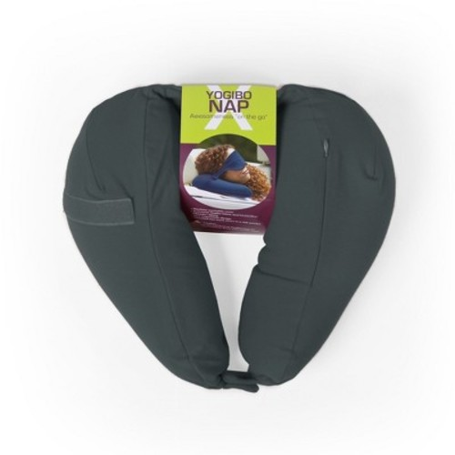 Nap-X Travel Pillow with Built-In Eye Mask