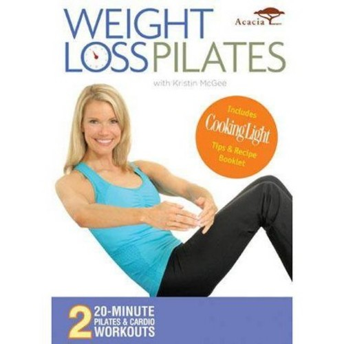 Weight Loss Pilates [DVD] [2009]