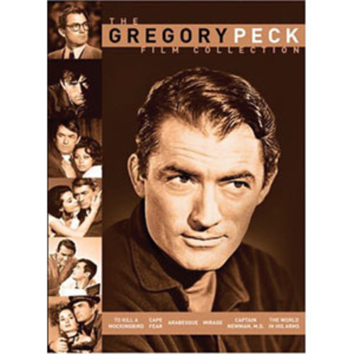 The Gregory Peck Film Collection [7 Discs]