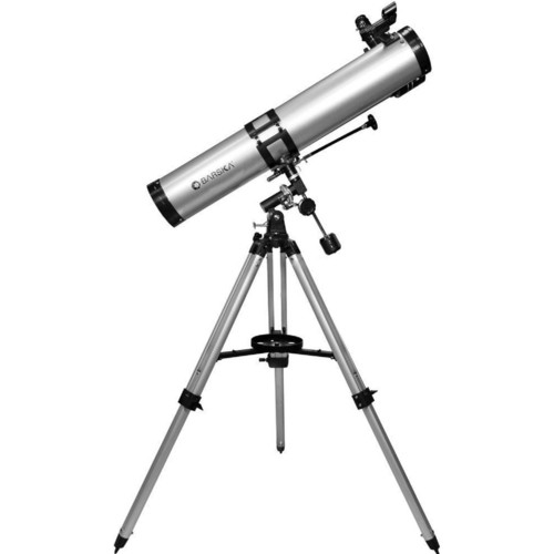 Barska - Starwatcher Reflector Telescope - Metallic Silver